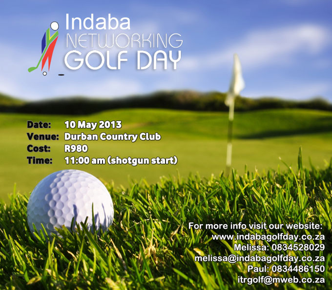 INDABA Networking Golf Day