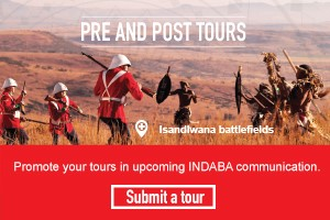 INDABA 2015 Pre and Post Show Tours