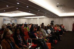 Speed Marketing Session at INDABA gives local buisinesses access to quality hosted buyers