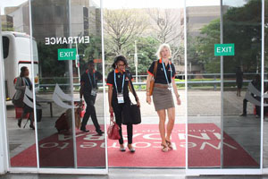INDABA exhibitor numbers are 30 percent up, hosted buyers 100 percent up